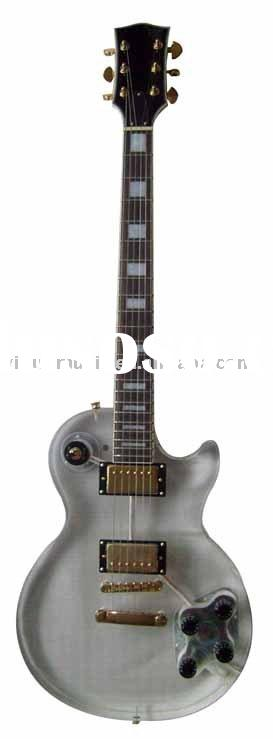 top quality clear acrylic guitars