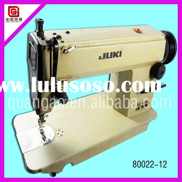 used for usual cloth JUKI industrial sewing machine