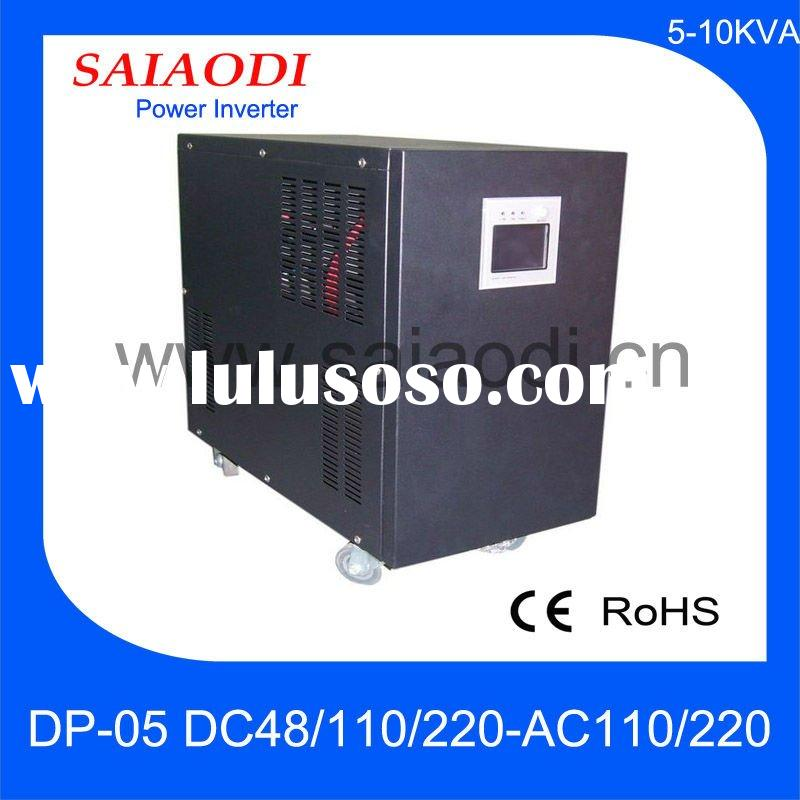 variable 220v frequency inverter /converter 2000w-8000w