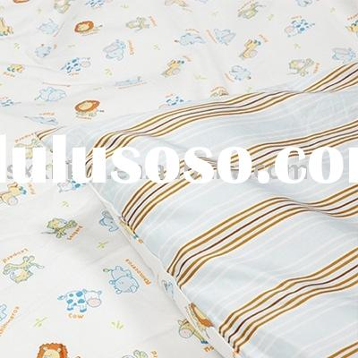 100%cotton baby quilt set