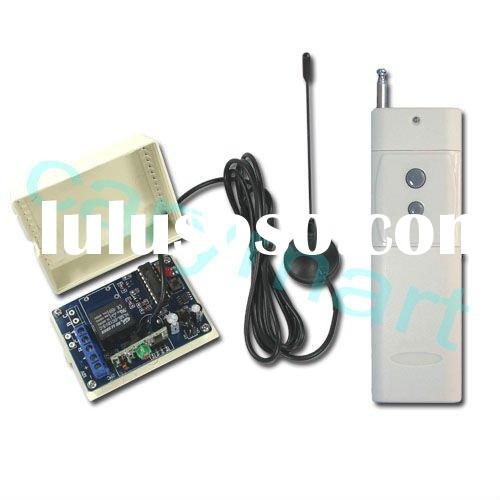 1 Channel DC Power 2000M RF Long Range Wireless Remote Control Switch Transmitter & Receiver