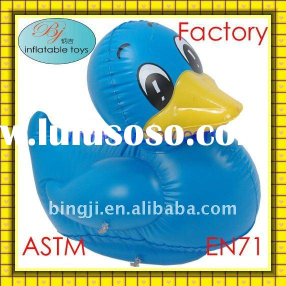 2011 Hot inflatable duck for kids