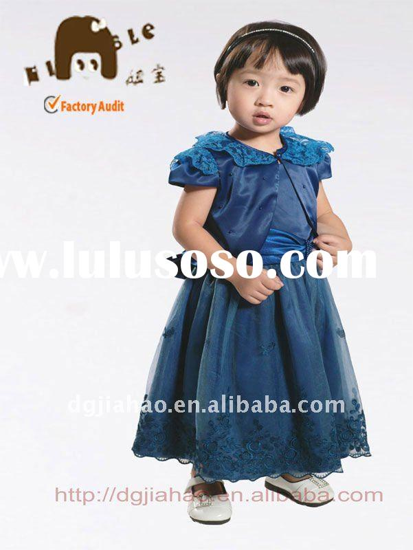 2011 new style popular kids fashion dress
