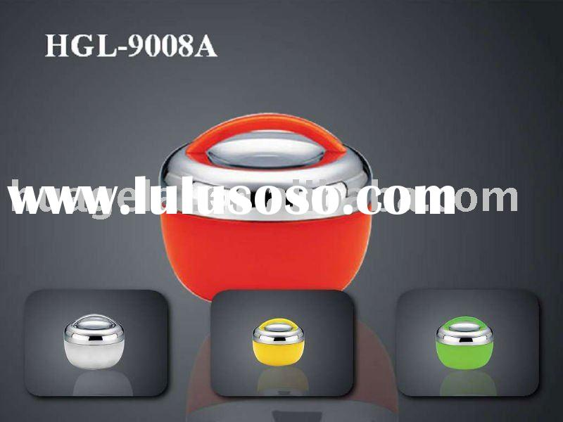 2012 HOT Stainless Steel Food Container 800/1100ML