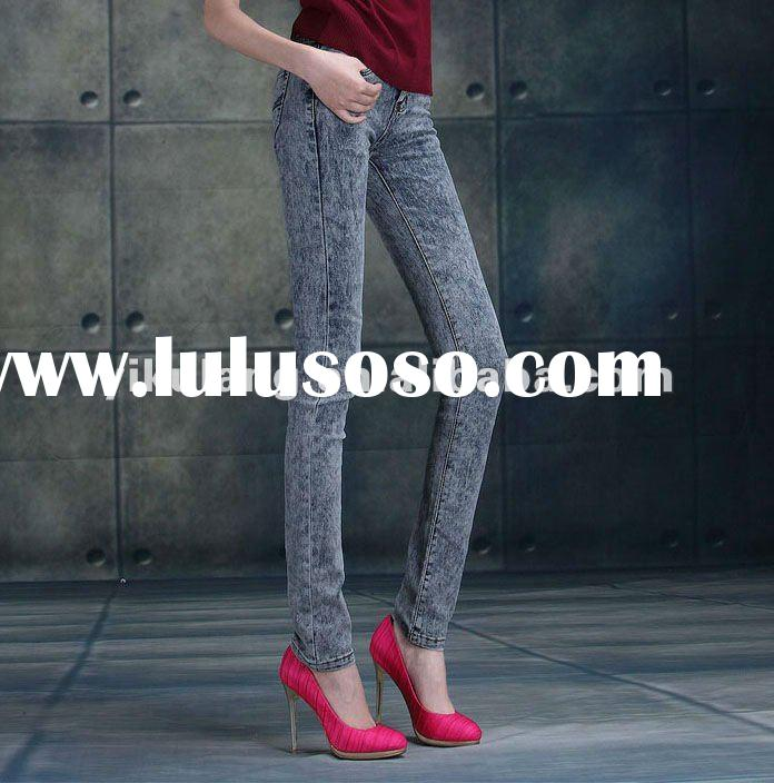 2012 Latest Design Women Brand Jeans CK-03, Welcome OEM and ODM