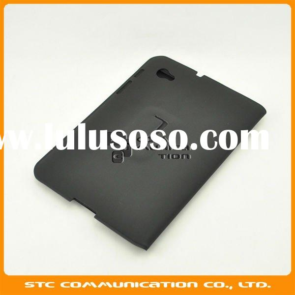 2012 New Ultra-thin Slim Leather Case Cover Skin for Samsung Galaxy Tab 7.7 Inch P6800 P6810,6 Color