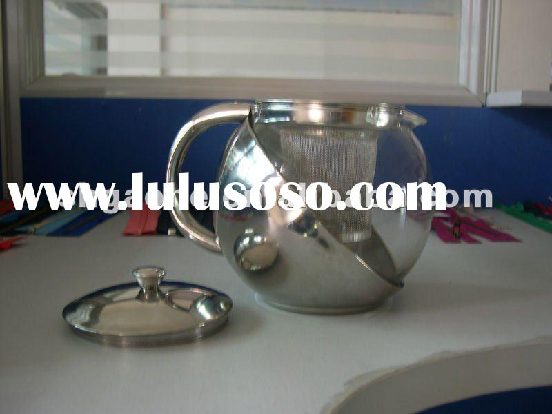 2012 best price stainless steel tea kettle with filter A