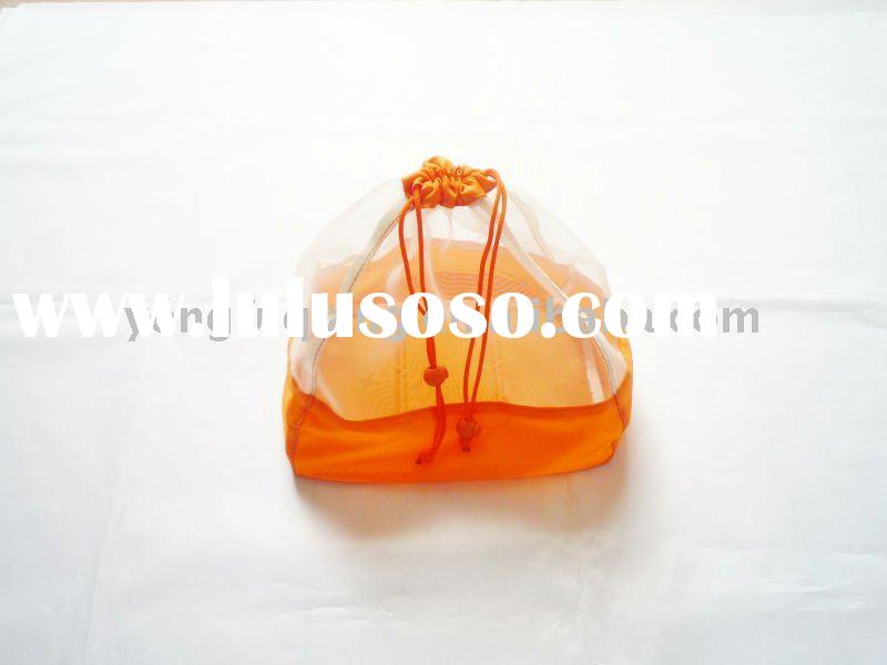 2012 lastest fashion mesh shopping bag