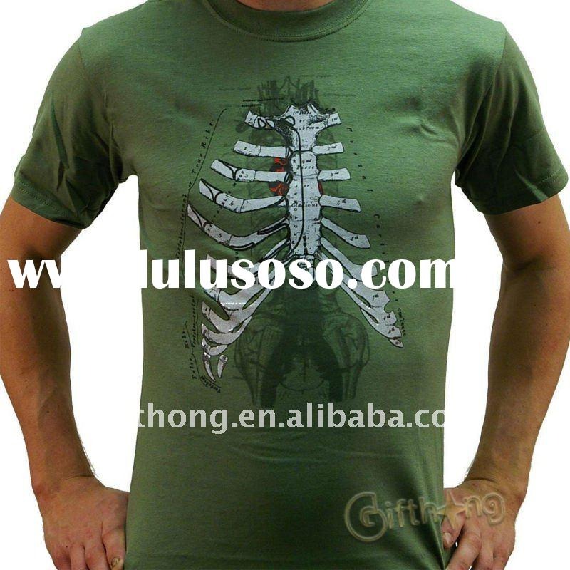 2012 man cotton plain t shirt for printing
