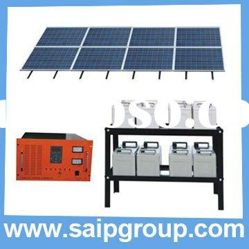 2012 new portable solar power system kits 20W,60W,120W,500W,1kW,2kW,3kW,5kW