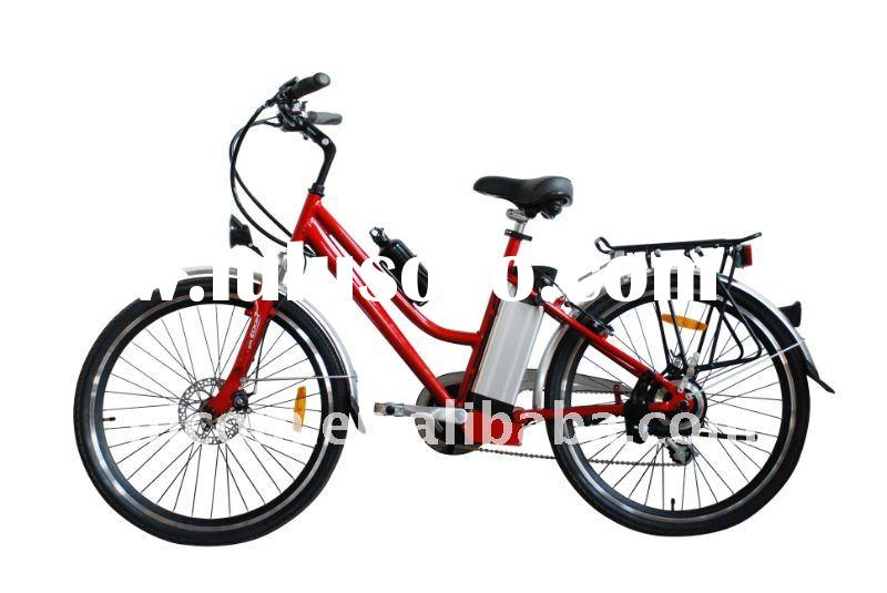 350W Lithium battery Electric Bicycle