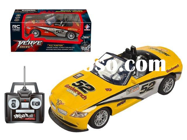 4 Channel 1:18 Scale Remote Control Car Toy