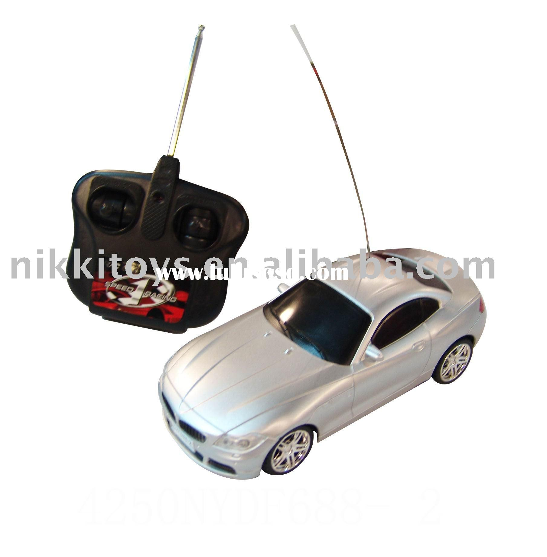 4 Channel Radio Control Car