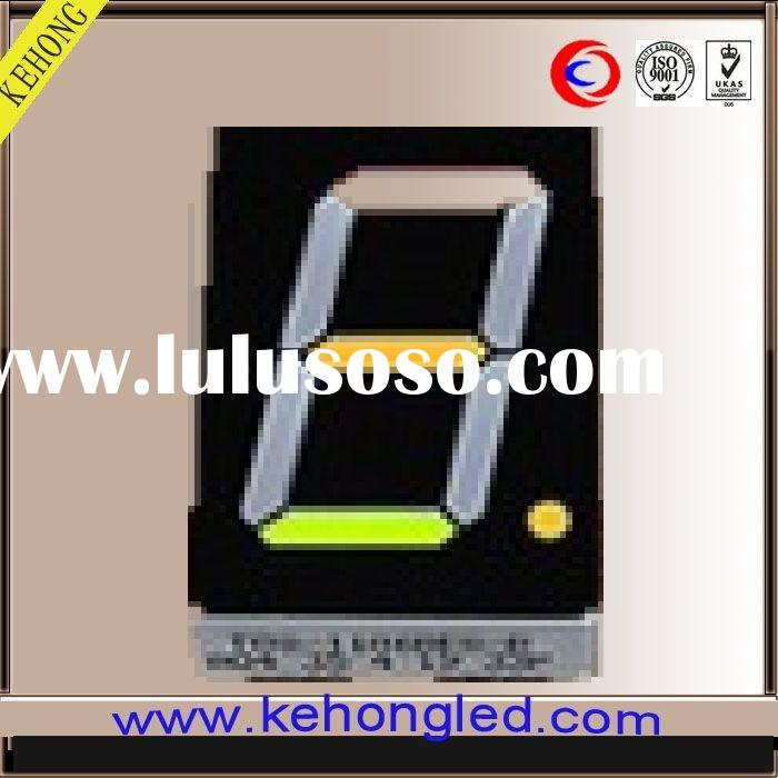 4inch 7 segment led digital display