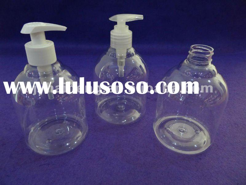 500ML PET BOTTLE B-500-4 COSMETIC BOTTLE LOTION BOTLE SHAMPOO BOTTLE DRINK BOTTLE PERFUME BOTTLE SPR