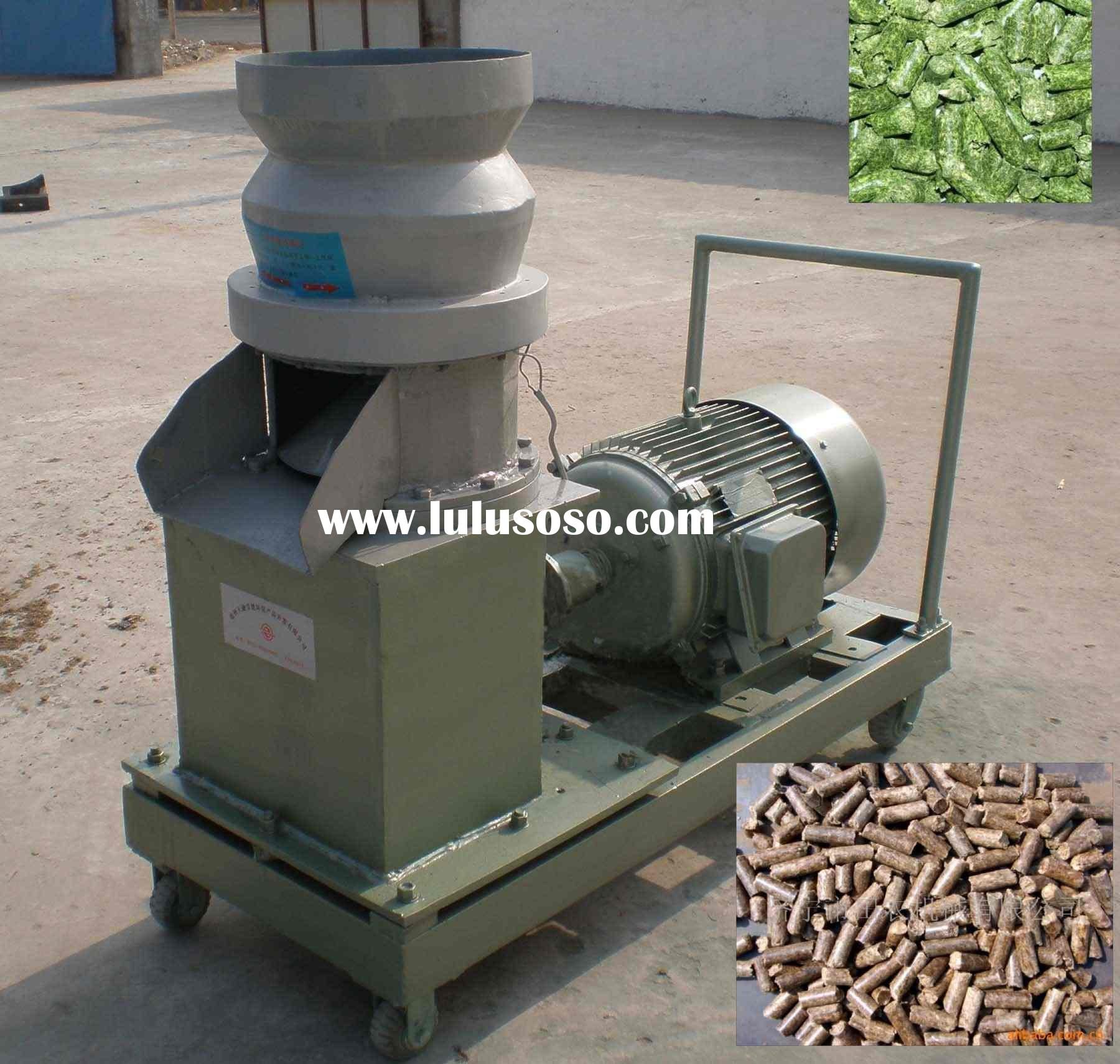 9PK-200 Pellet press can produce pellet from sawdust,atraw,or animal's waste