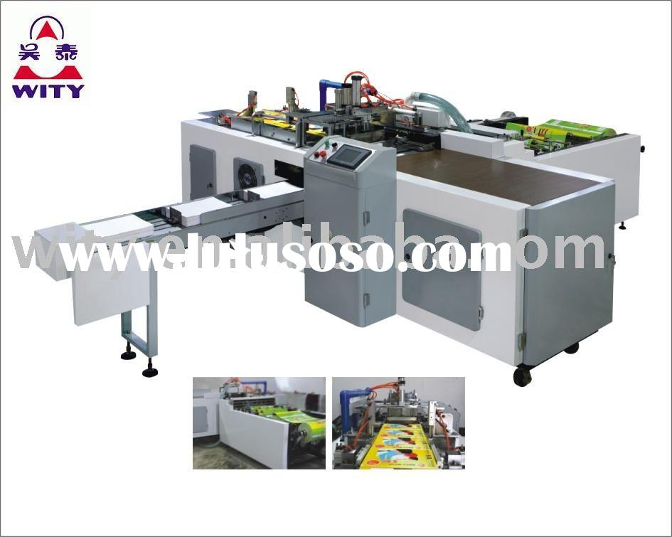 A4 Photocopy Paper Packaging Machine (Sheet Cover Type)