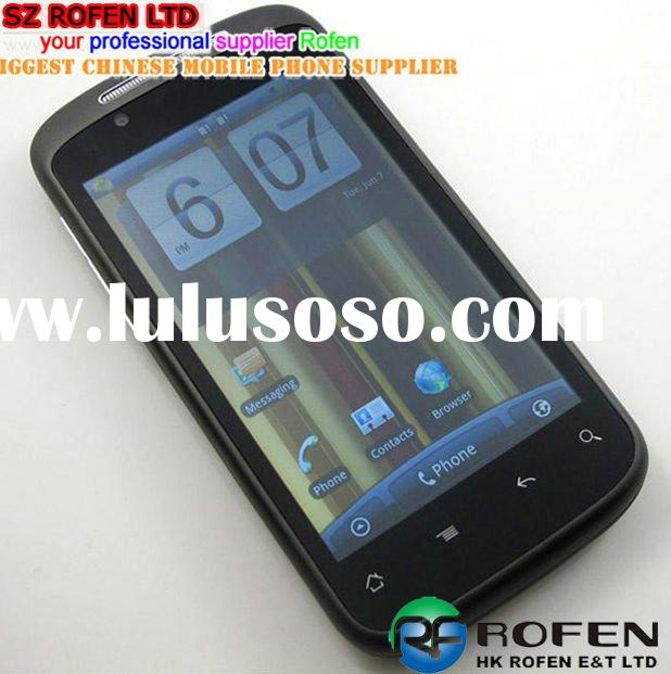 Best G12 3.7 inch Capacitive multi-touch, WCDMA 3G +GSM, Android 2.2, WIFI, GPS, dual sim standby sm