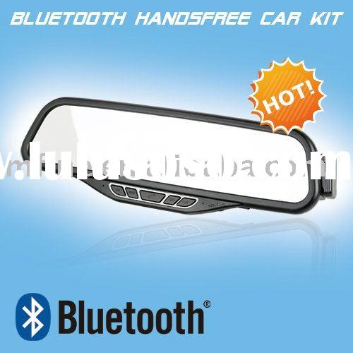 Bluetooth Handsfree Car Kit pair with 2 phones at same time