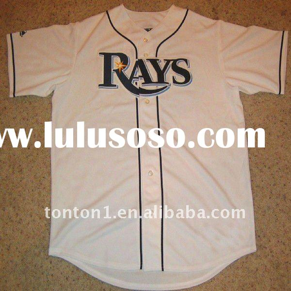 Custom design baseball jersey