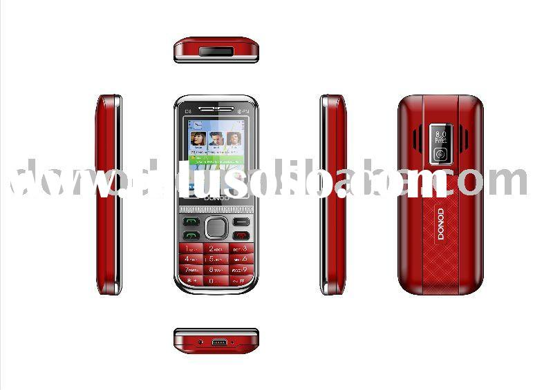 D8 Africa low end hot sale bar phone, Metal case.