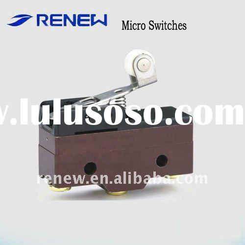 DC ERASE ERC CUSTOMIZE MICRO SWITCHES (Microswitch magnetic blow out)
