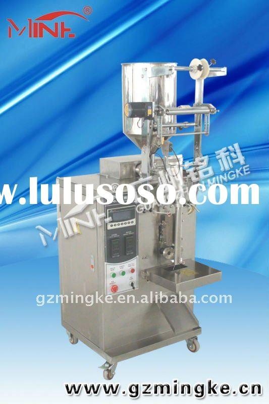 Fully Automatic Back Seal Chili Sauce Packaging Machine