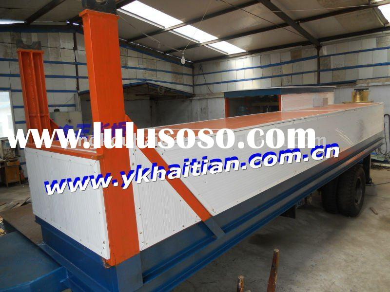 HT600-305 Super Span Curving Roof Roll Forming Machine