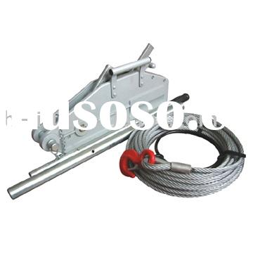 H-Lift Wire Rope Winch