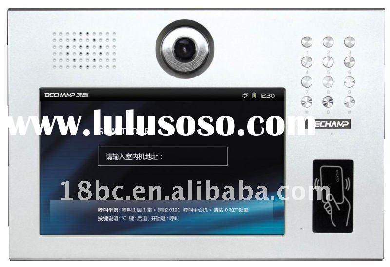 Home Automation System, Video Intercom, IP based