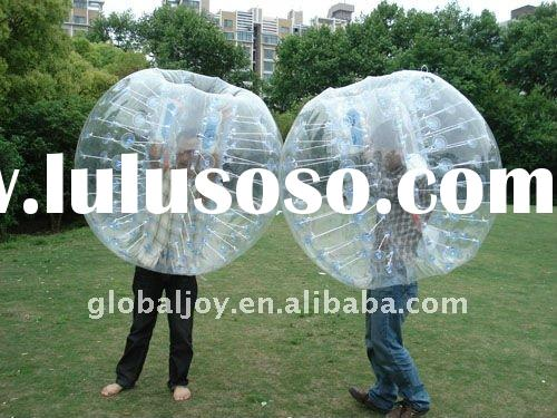 Hot selling inflatable bumper ball/ body ball/ sport games