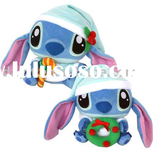 Lilo And Stitch plush doll set(2pcs)C5299 wholesale & dropshiping&OEM