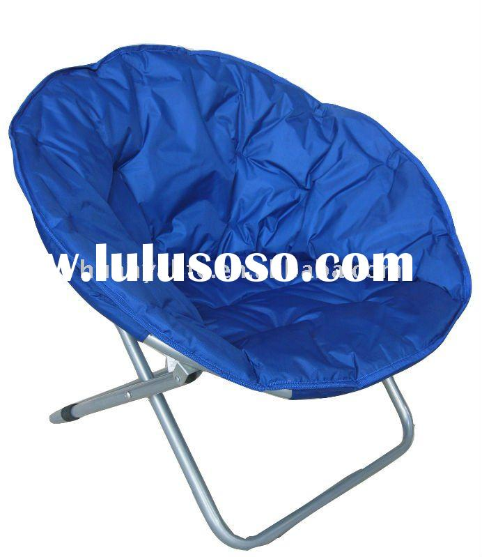 Luxury Moon Chair /Folding Round chair /round lounge chair