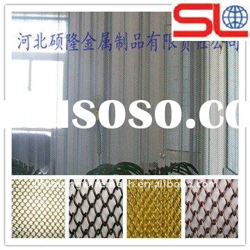 Manufacturer high quality Aluminium curtain wall with rings