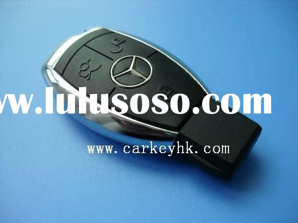 Silicone remote key case car key silicon cover for sale for Mercedes benz key cover