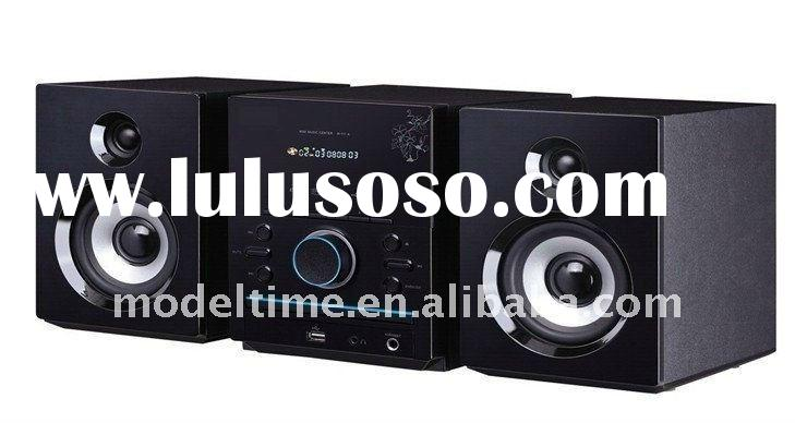 Mini DVD Combo System with USB PLL Radio