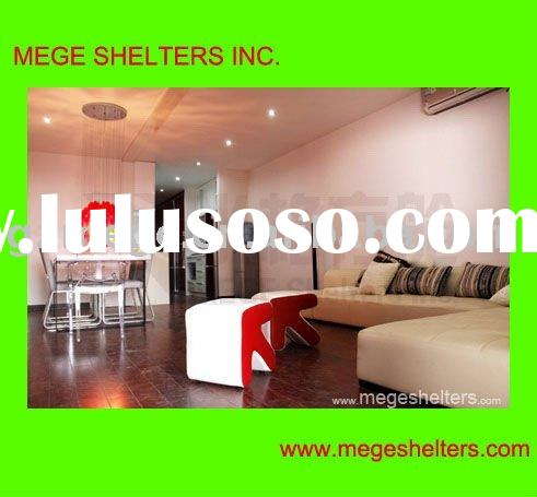 Modified container house -- prefab dormitory