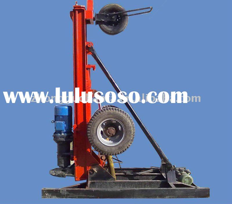 Most capable and powerful ! Hot selling in the market ! HF150A mini DTH drilling rig for water well