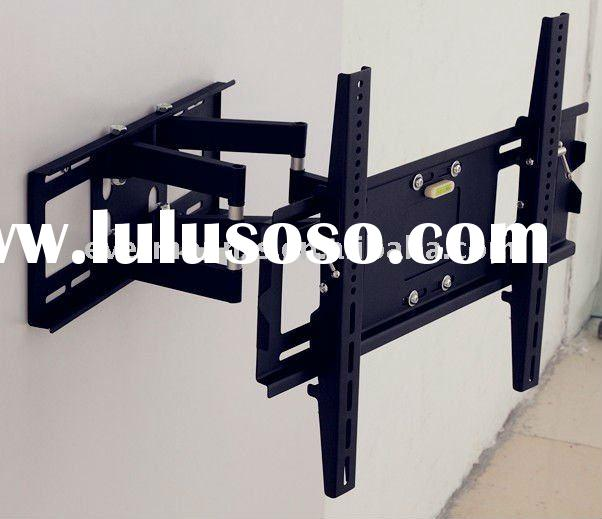 Lcd and plasma tv stand lcd support lcd base lcd flat for Motorized swing arm tv mount