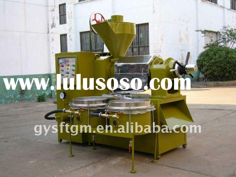 Multi-function Screw Peanut Oil Press Machine with Big Capacity