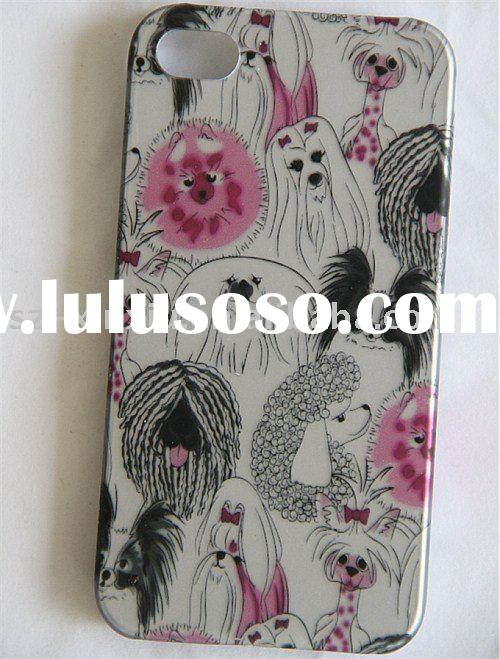 New Arrival!!! Factory price for iphone4 mobile phone case protective hard case