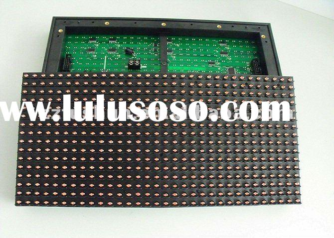 P10 Outdoor Red LED Module Led Display Module