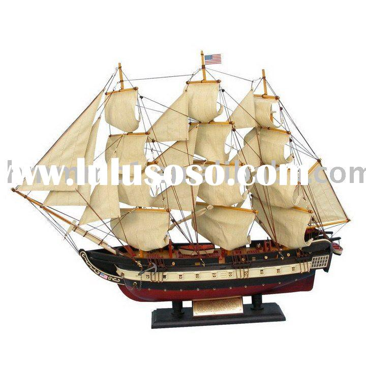Pirate ship model/Wooden ship model