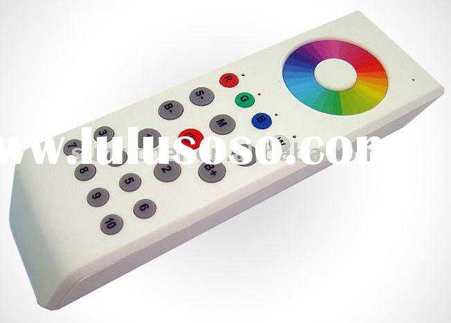 RGB remote controller, LED remote touch controller