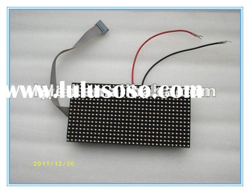SMD RGB P6 semi-outdoor/indoor led display modules