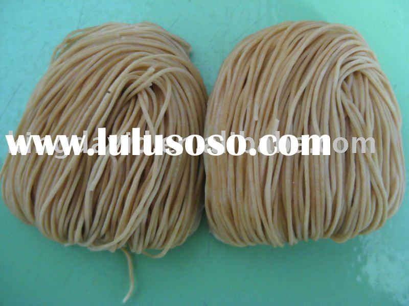 Scallop Flavour Chinese Hand Made Dried Instant Noodles