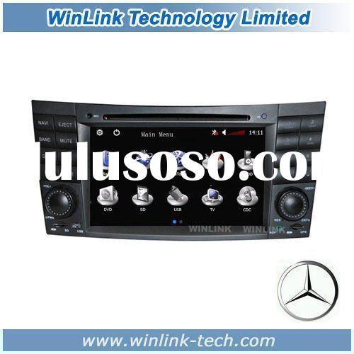 Special 7 Inch Mercedes Car Dab Radio with GPS Bluetooth Ipod