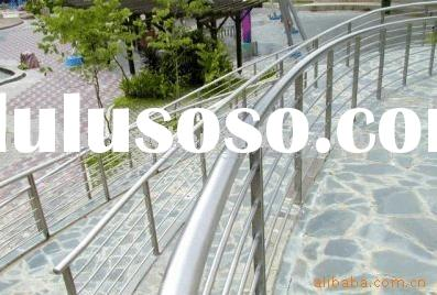 Stainless Steel Pipes, Tubes and Tubings for Handrail