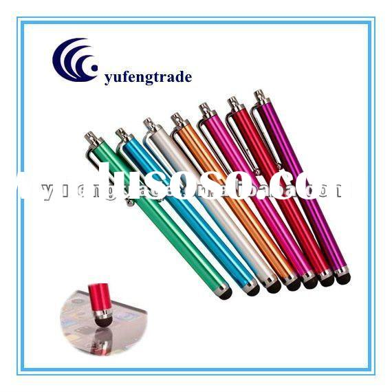 Stylus touch pen for all capacitance screen