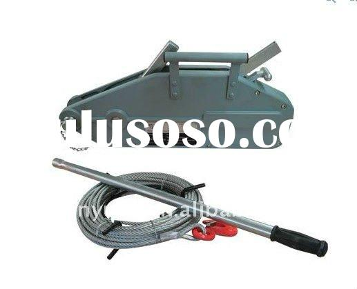 ZNL series wire rope winch